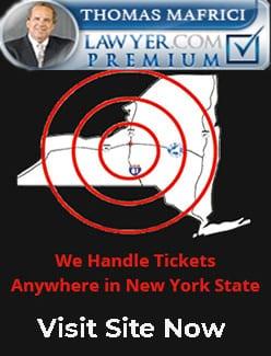 New York Speeding Ticket Lawyer